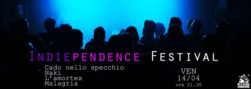 Indiependence Festival | Officine Corsare