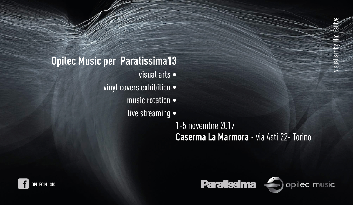 Paratissima 13 – Superstition – L'Amortex feat Johnson Righeira