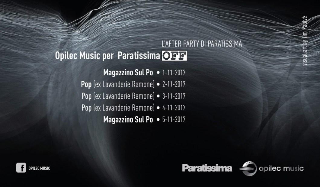 Paratissima Off – L'Amortex feat Johnson Righeira
