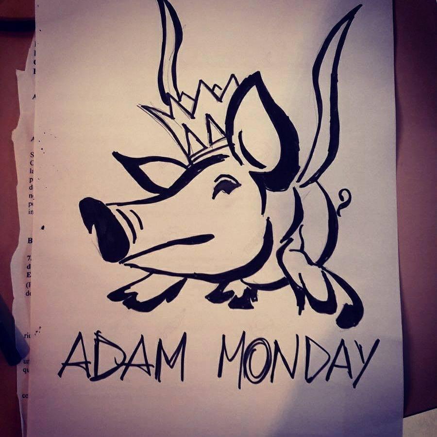 Adam Monday-Radio Ohm