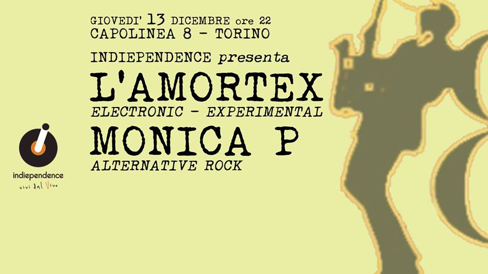 L'Amortex and Monica P – Capolinea 8 Torino