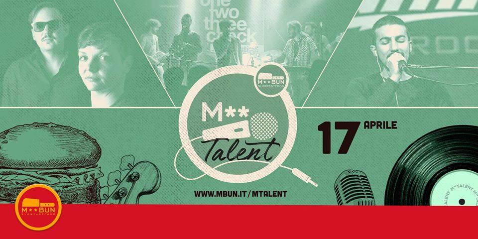 M** Talent quarta serata