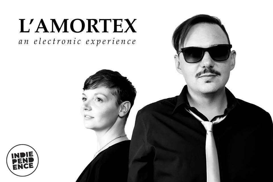 L'Amortex | An electronic experience @Espresso Italia